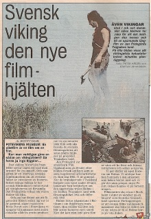 Svensk Viking Expressen 30 aug 1999